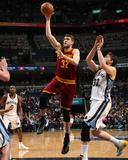 Mar 1  2014  Cleveland Cavaliers vs Memphis Grizzlies - Spencer Hawes