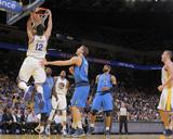 Mar 11  2014  Dallas Mavericks vs Golden State Warriors - Andrew Bogut