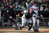 Apr 2  2014  Minnesota Twins vs Chicago White Sox - Tyler Flowers
