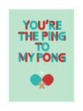 Love Is Like Ping Pong