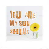 You Are My Sun Shine