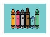 Overused Crayon
