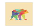 Fractal Geometric Bear