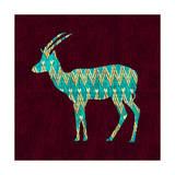 Ikat Antelope