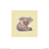 Koala Reproduction d'art par John Butler Art