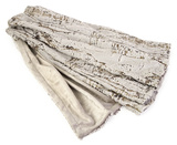 Birch Tree Pattern Throw Blanket*