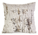Birch Tree Pattern Pillow*