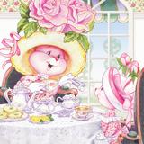 Tea Bunnies Tea Roses