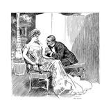 His Dance  1903