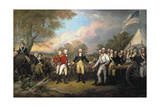Saratoga: Surrender  1777
