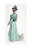 A Gibson Girl  1899