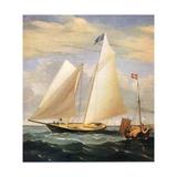 Yacht America  1851