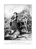 Molly Pitcher (C 1754-1832)