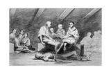 British Prison Ship  1770S