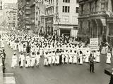 NAACP Parade  NYC  1917