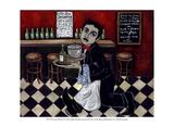 French Waiter I