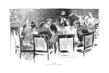 Dinner Party  1894