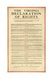 Virginia Constitution  1776