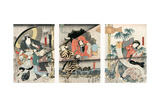 Kabuki Play  1847