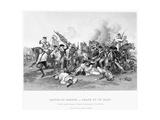 Battle of Camden  1780