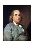 Benjamin Franklin (1706-1790)