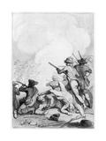 Battle of Lexington  1775