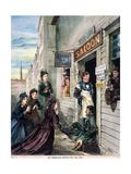 Temperance Crusade  1874