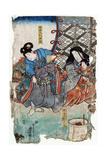 Yoshitsune and Yoritomo