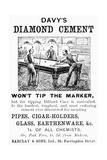Davy's Diamond Cement