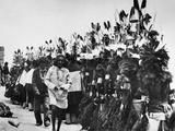 Hopi Dancers  C 1913