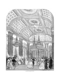 England: Royal Ball  1848