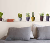 Cactus Mini Wall Decals