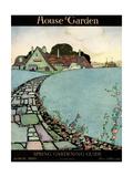 House & Garden Cover - March 1920