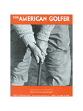 The American Golfer March 1931