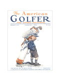 The American Golfer December 2  1922