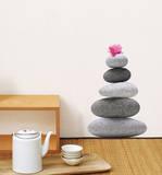 Zen Stone 2 Mini Wall Decals