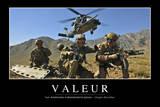 Valeurs: Citation Et Affiche D'Inspiration Et Motivation