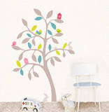 Spring Kids Wall Decals
