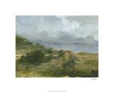 Impasto Landscape IV