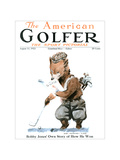 The American Golfer August 11  1923