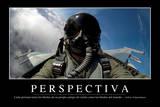 Perspectiva Cita Inspiradora Y Póster Motivacional