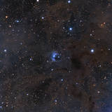 The Bright Star Vdb 16  Dust and Nebulosity in the Constellation Aries