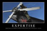 Expertise: Citation Et Affiche D'Inspiration Et Motivation