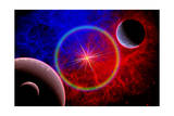 A Distant Alien Star System