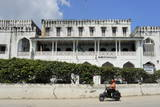 The Palace Museum  Stone Town  Zanzibar  Tanzania  East Africa  Africa