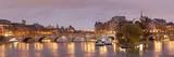 Pont Neuf Bridge and Ile De La Cite  Paris  Ile De France  France  Europe
