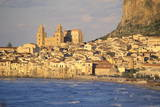Cefalu  Palermo District  Sicily  Italy  Mediterranean  Europe