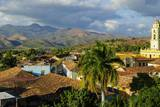 City of Trinidad  UNESCO World Heritage Site  Cuba  West Indies  Caribbean  Central America