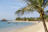 Saly Beach on the Petite Cote (Small Coast)  Senegal  West Africa  Africa