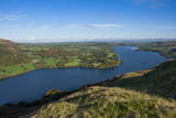 Lake Ullswater from Hallin Fell